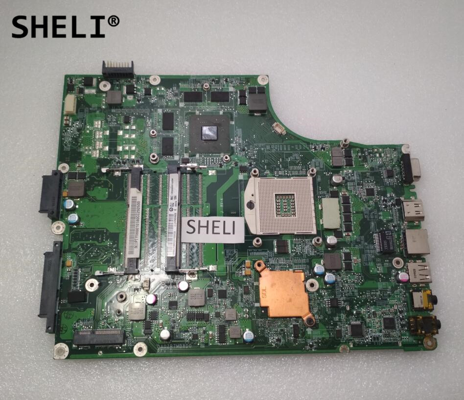 SHELI For ACER 5745 Motherboard with Discrete Video Card MBPTY06001 DA0ZR7MB8D0SHELI For ACER 5745 Motherboard with Discrete Video Card MBPTY06001 DA0ZR7MB8D0