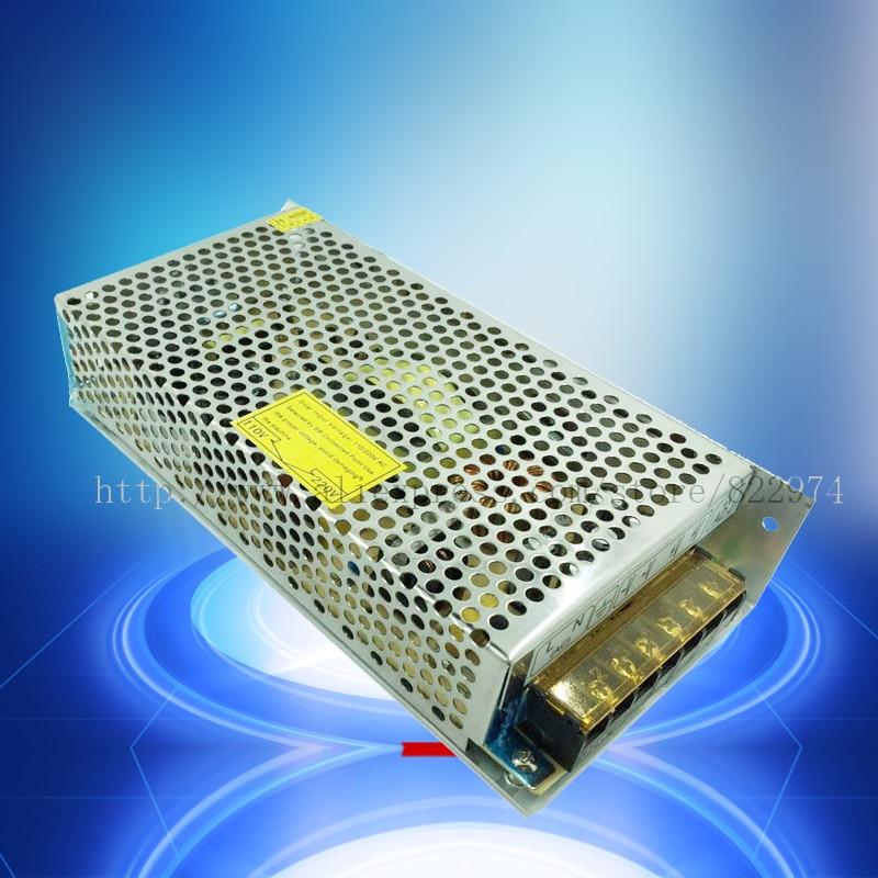 Бесплатная доставка Высокое качество 12 В 12 а 150 Вт Светодиодный импульсный источник питания AC100V-240V в DC 12 В 12 а трансформатор напряжения