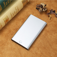 ZOVYVOL  2019 wallet for Men and Women Simple New Metal Business card holder Creative Card Wallet women Sliver Gray Short Purse