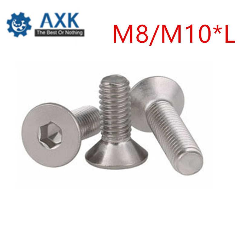 M3/DIN 912/Acero Inoxidable, A2, V2/A 25/unidades Tornillos Cil/índricos con muesca hexagonal
