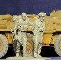Resina Kits 1/35 resina modelo modernos russo prisioneiros durante a guerra na chechênia frete grátis