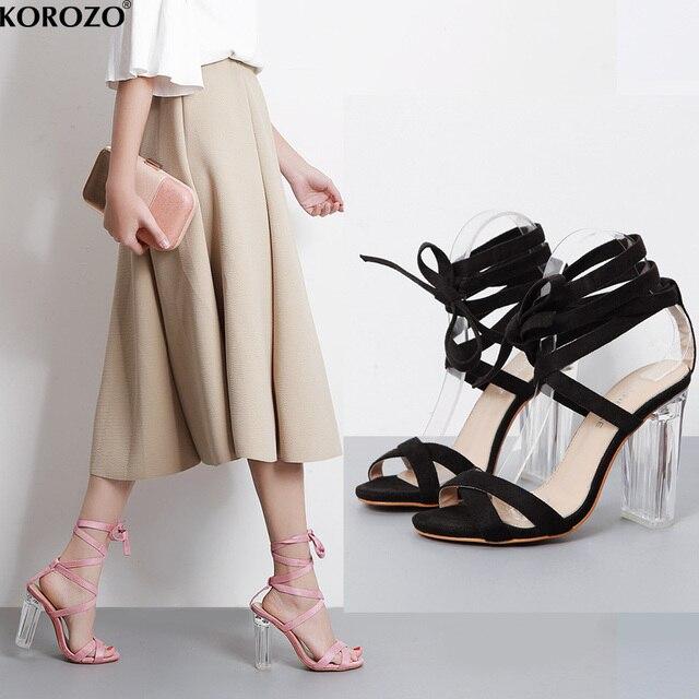 Туфли для стриптиза на невысокой платформе