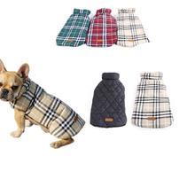 Windproof Reversible Dog Jacket