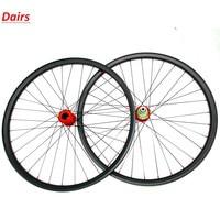 carbon mtb disc wheels 29er tubeless mtb wheelset XC AM 27x25mm HOPE 4 boost 110x15 148x12 CN424 mtb disc brake carbon wheels
