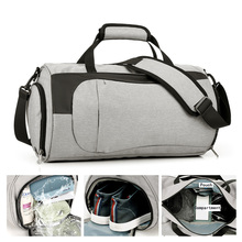 Men Gym Bag Training Travel Fitness Bag Sac De Sport Outdoor Sports BagTas Swimming Women Yoga Bags Bolsa Dry Wet Gymtas Handbag стоимость