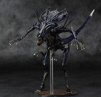 KUAMALAZY Alien Figure 018 Alien Queen Xenomorph 18CM PVC Action Figures Doll Toys