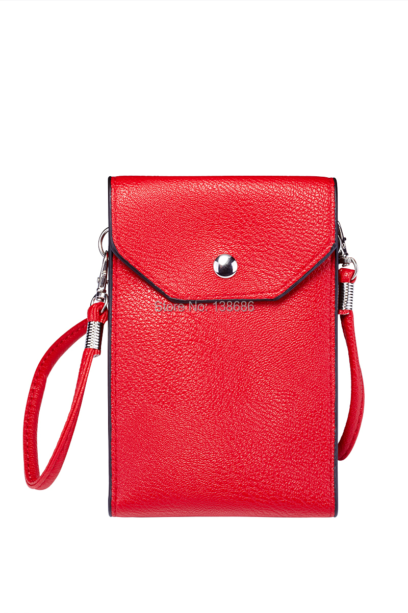 Iphone  Plus Bag With Shoulder Strap