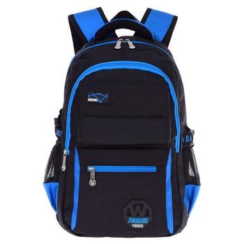 Children School Bags For Girls Boys High Quality Orthopedics Backpack School Bags Leisure Travel bag Mochila Infantil Zip