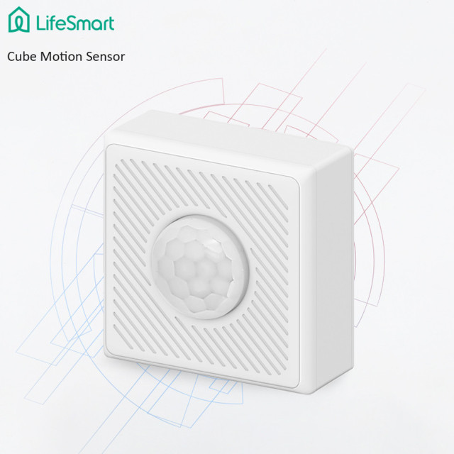 Home Automation Funk lifesmart smart sensor funk bewegungsmelder für home automation