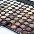2016 venda hot New Arrival Natural Cores 88 tipos Perolado Sombra de Olho Paleta de Maquiagem Conjunto