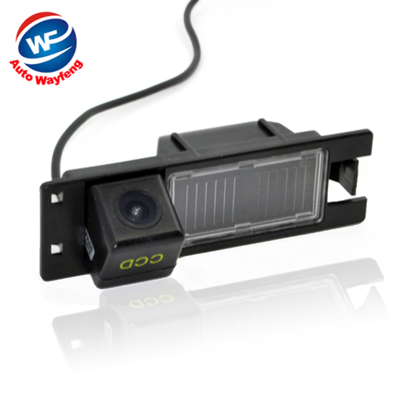 HD CCD Waterproof Car Camera Car Reversing Backup Rearview Rear View Camera For Alfa Romeo 156 159 166 147 Brera Spider 05