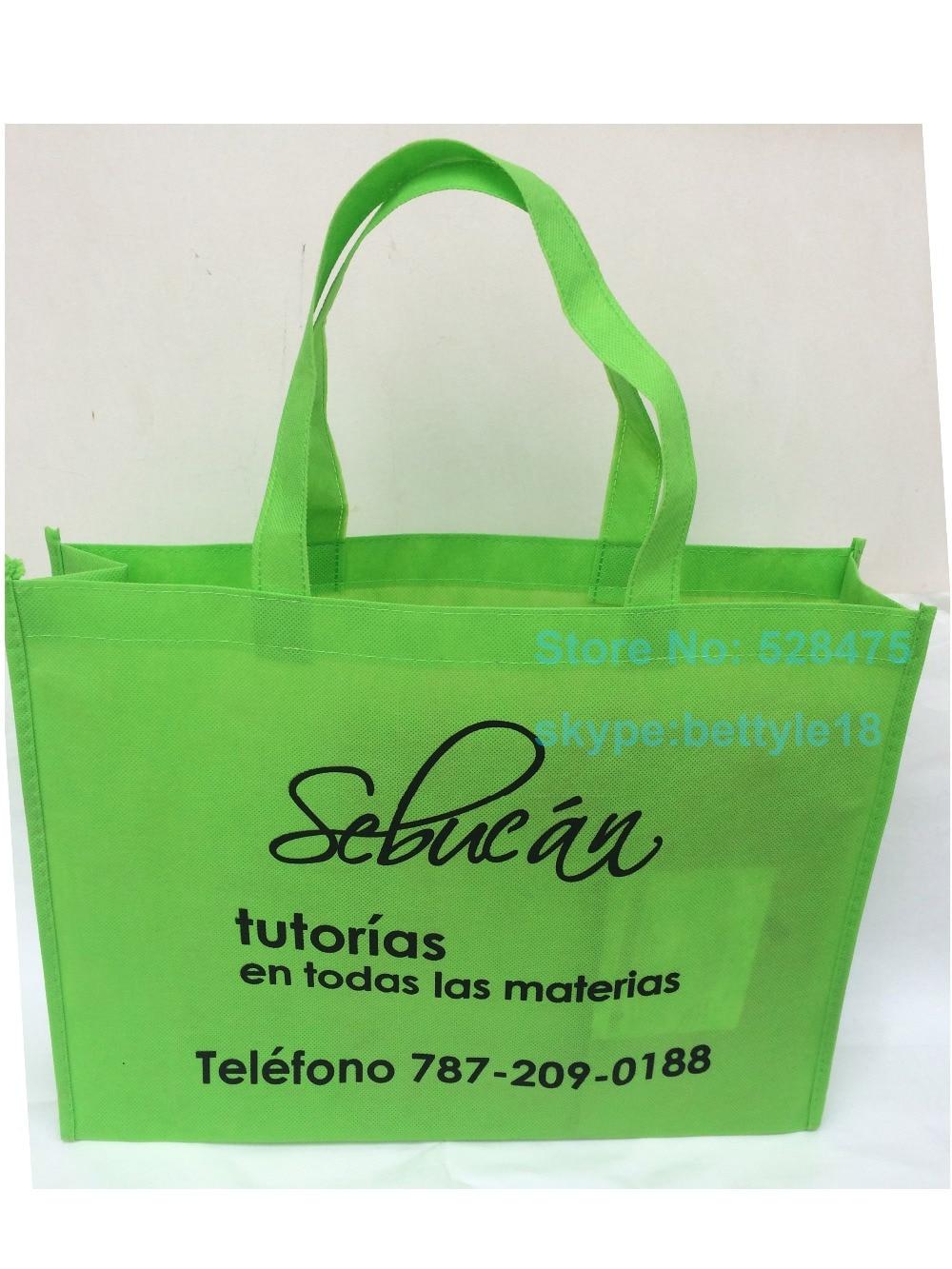 Online Get Cheap Non Woven Bag Company Logo -Aliexpress.com ...
