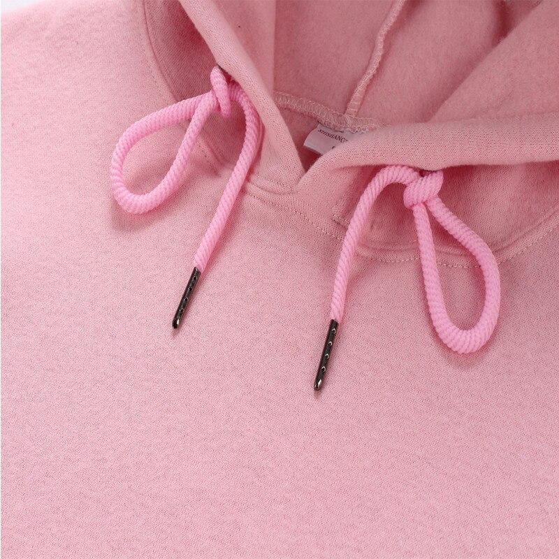 Fashion streetwear Hoodie Sweatshirt Multiple Colour Men Women Hoodies Pullover 37