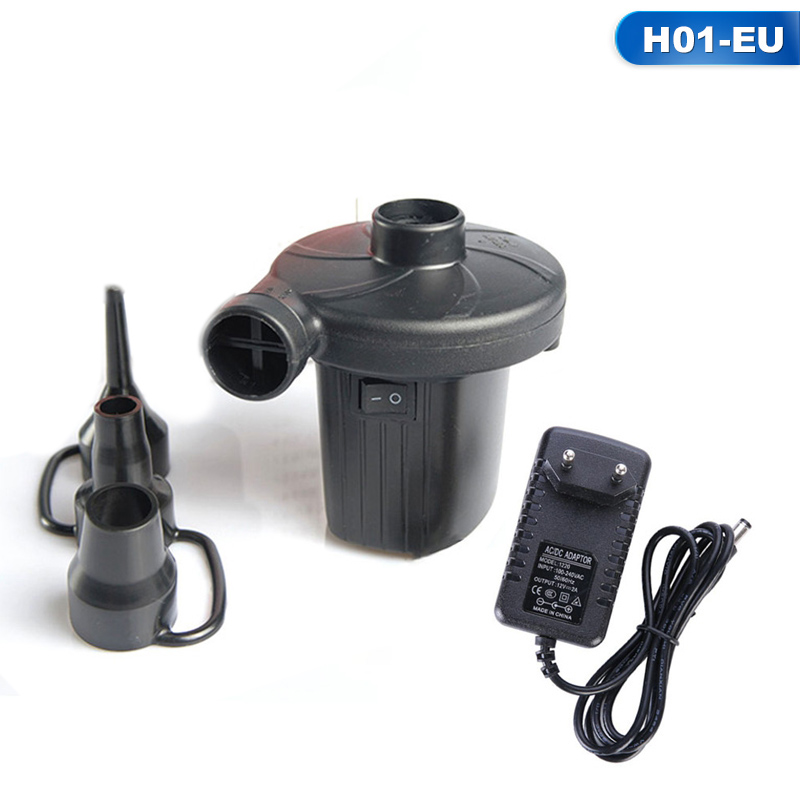 Travel & Roadway Product 4000-6000pa Air Pump Eu 12v Car Electric Inflator For Camping Air Bed Mattress Boat Inflator Defator Inflatable Pump Back To Search Resultsautomobiles & Motorcycles