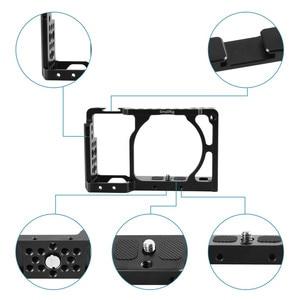Image 4 - SmallRig מצלמה כלוב עבור Sony A6000 / A6300 / A6500 ILCE 6000/ILCE 6300/ILCE A6500/Nex 7 תא 1661