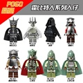 The Lord of the Rings RingWraith Soldier of the Dead Mouth of Sauron Mordor Orc Uruk Hai Building Blocks Bricks Toys PG8036
