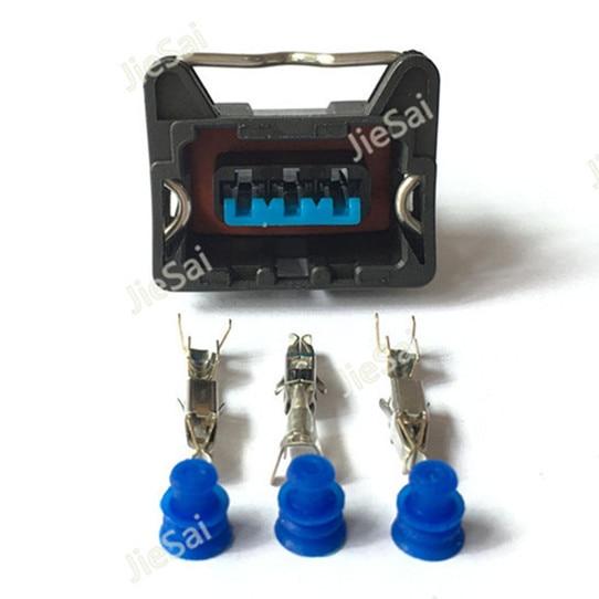 3 Pin Ev6 Wire Connector Throttle Position Sensor Standard S 745 For Volvo Airtex