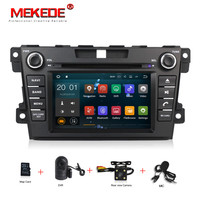 HD 2 Din Android 7.1 CAR DVD Player For Mazda CX7 CX 7 CX 7 2007 2013 2017 With GPS Navigation RDS AM FM Map Canbus Head units