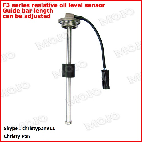 free shipping! MJ-F3 series Oil Level sensor fuel mechanical tank level indicator for GPS boat