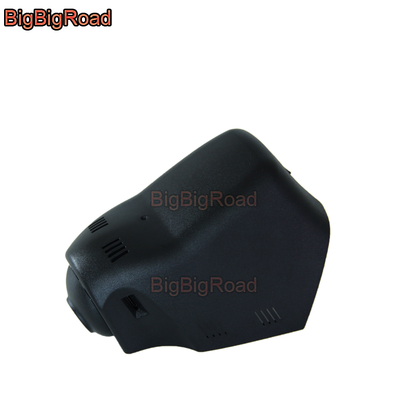 BigBigRoad Car DVR Wifi Video Recorder For F-PACE XE XF XJ XEL XFL 2015 2016 2017 2018 Dash Cam Camera Car Black Box