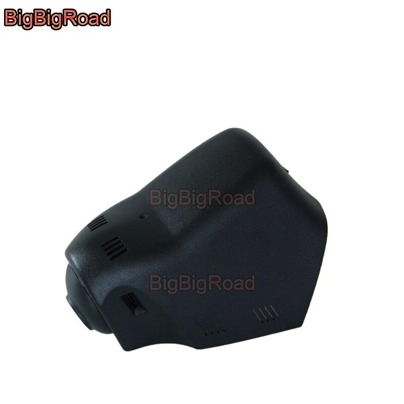 BigBigRoad dvr Wi Fi видео регистраторы для Jaguar F-PACE XE XF XJ XEL XFL 2015 2016 2017 2018 регистраторы камера