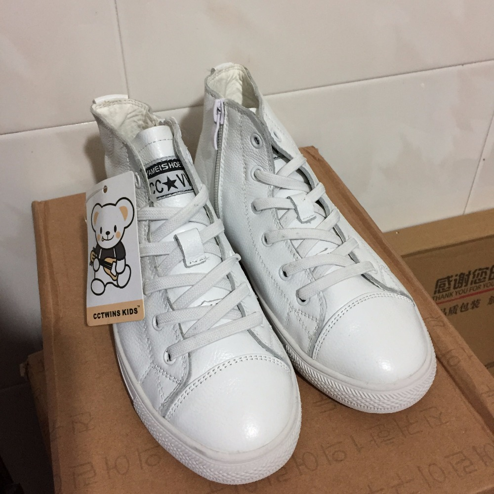 Popular White High Top Baby Shoes-Buy Cheap White High Top Baby ...