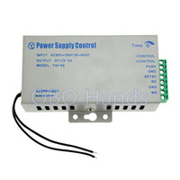 Best price of DC12V 5A power supply with high quality for access control system kit switch electronic power AC90V-260V
