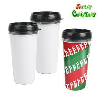 1PC/LOT. Paint unfinished cups,Drawing toys.Kids learning education DIY.Plastic crafts.Kindergarten supplies.8.5x17cm