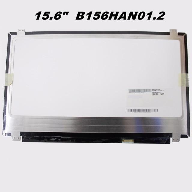 Laptop Pantalla LED LCD LP156WF4 SPB1 LP156WF4 SPU1 N156HGE-EA1 N156HGE EB1 30pin EDP B156HAN01.2 1920x1080 IPS pequeño Para Y50 y700