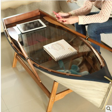 Special Mediterranean Style Furniture White Coffee Table Coffee Table  Decorated With Marine Hull Sculls On Aliexpress.com | Alibaba Group