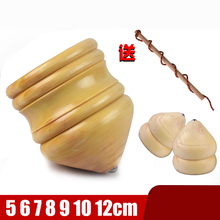 Original Toys China Spinning Tops  With Launcher Games Kit Wood String Set Mini Gyro