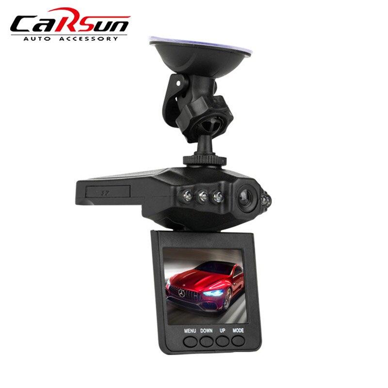 Dash Cam DVR Videocamera per auto Registratore 270 Gradi Ruotabile Dash Video camera Recorder Auto DVR Della Macchina Fotografica