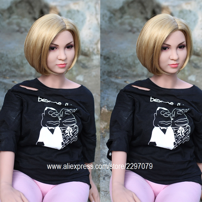 New 158Cm Sex Doll Realistic Big Ass Silicone Metal -2884