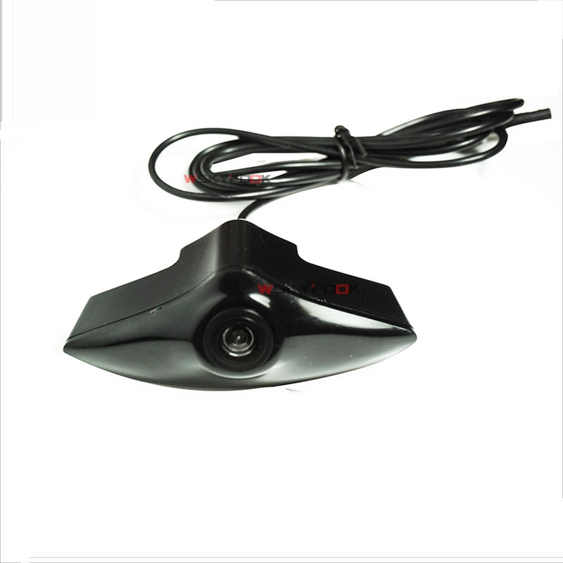 CCD HD car front view camer for Mazda CX-5 CX 5 front camera positive image night vision waterproof