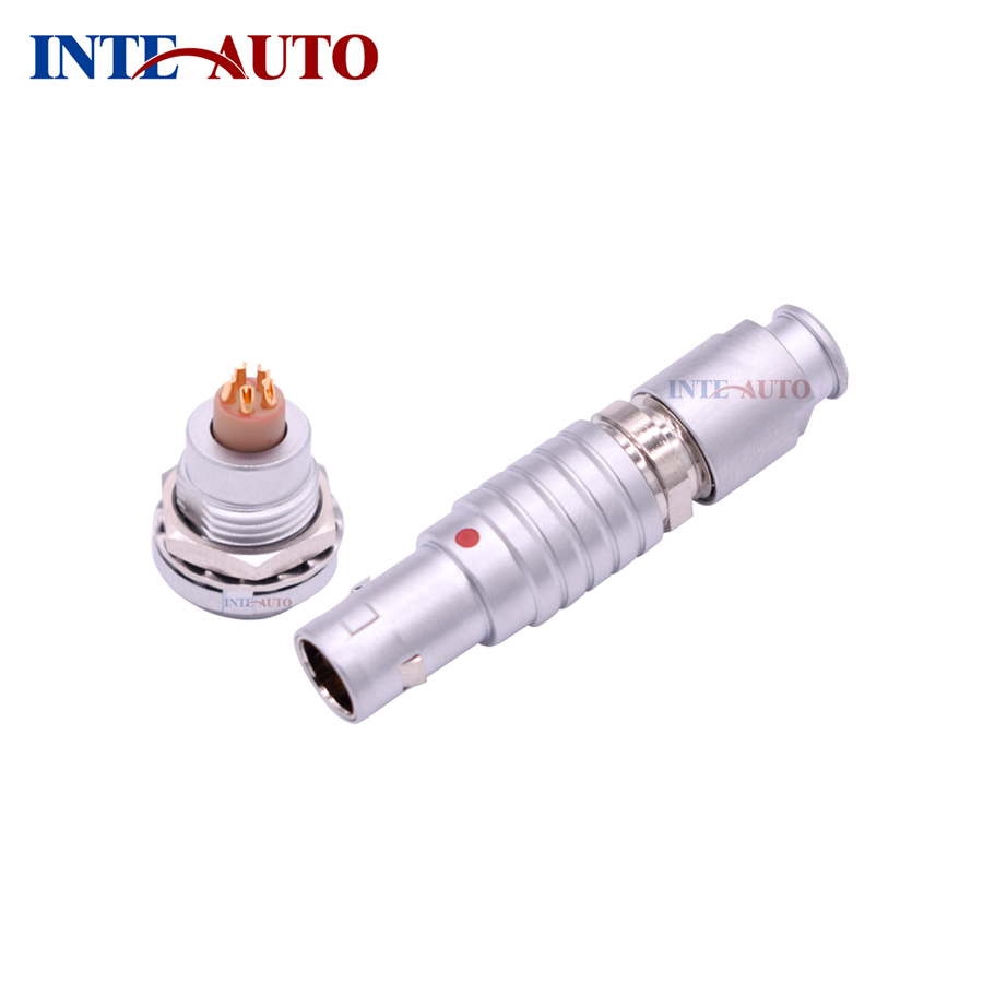 2.5mm x 5.5mm x 9.0mm Male DC Power Connector 10 Pack