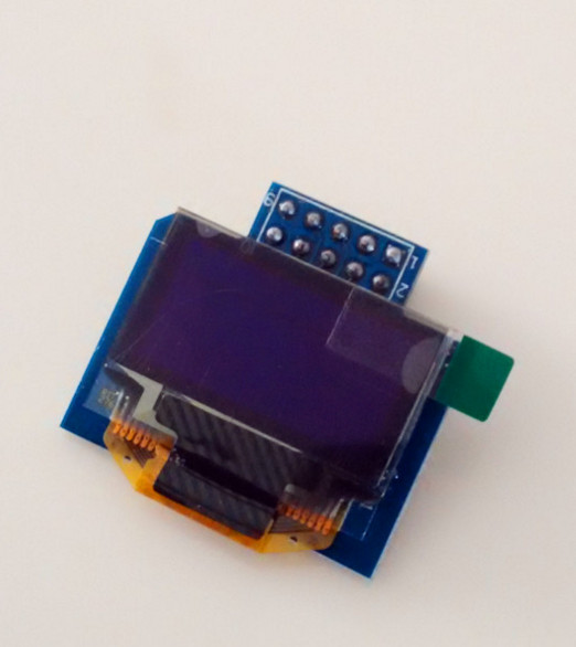 Free Ship L Bluetooth Development Board Mating Cold Light Yellow Blue Double Color OLED Display Module 0.96'' 128*64 Dot Matrix