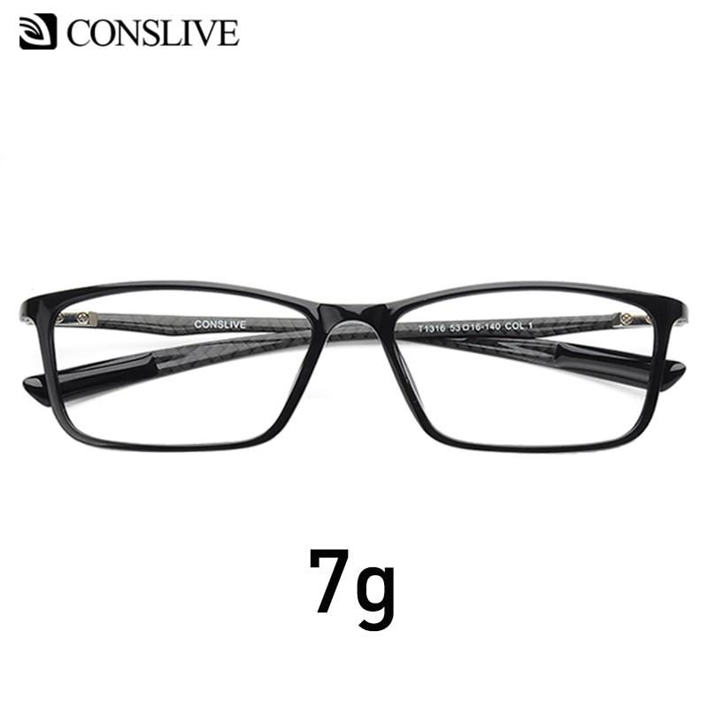 Optical Glasses Frame Men Carbon Fiber 2019 New Light Eye Spectacles for Myopia Hyperopia Man Reading