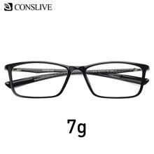 Оптические очки кадр Для мужчин углеродного волокна 2019 новый ультра очки для миопия, Гиперметропия Человек очки для чтения оправа