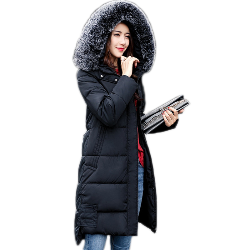 Aliexpress.com : Buy AKSLXDMMD Parka Mujer Winter Jacket Women ...