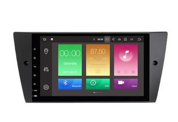 "9"" Octa Core Android 9.0 Car GPS radio Navigation for BMW 3 Series E90 E91 E92 E93 2006-2011"