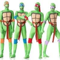 NOWCOS Teenage Mutant Ninja Turtles Adult Costumes Cosplay role playing Costume Christmas Halloween costume