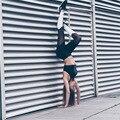 S-XL Mulheres Tempo Aventura Leggings Treino de Fios Net Respirável Legging de Forma Magro Estiramento Casual Leggings Pretas Mulheres