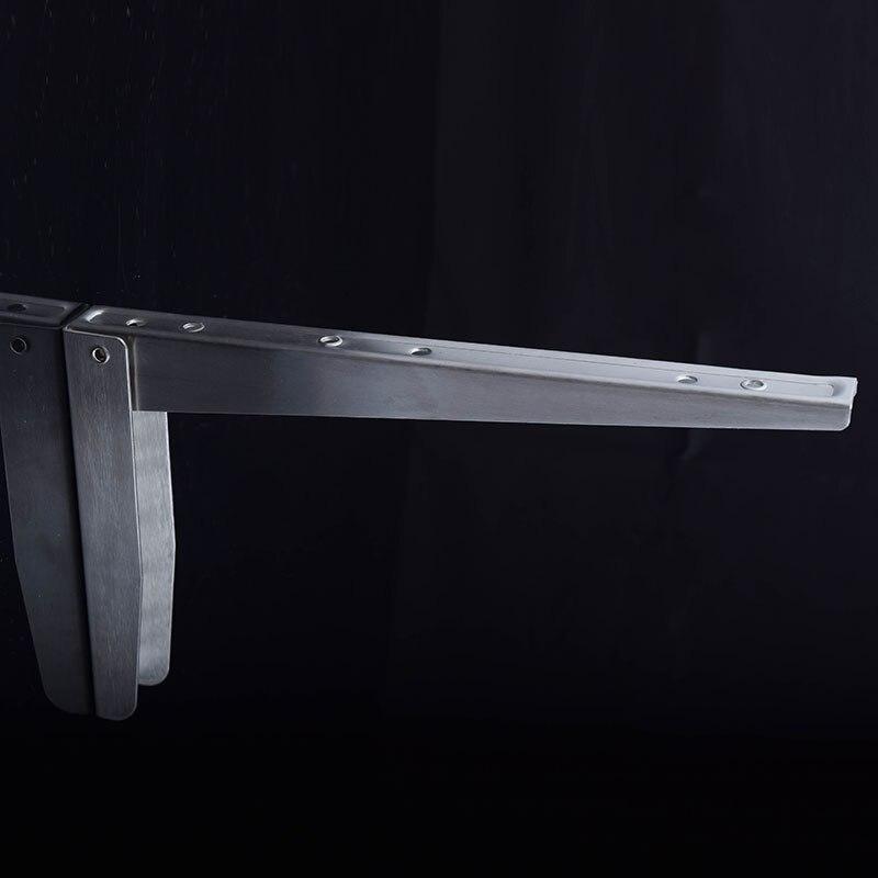 edelstahl folding regal halterung kaufen billigedelstahl. Black Bedroom Furniture Sets. Home Design Ideas