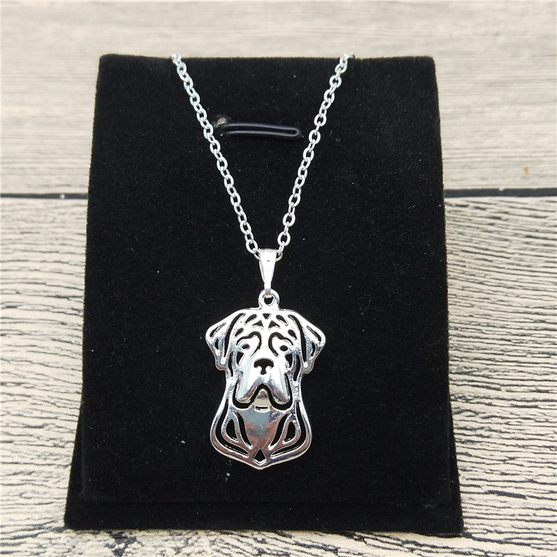 New Cane Corso Necklace Trendy Style Cane Corso Pendant Necklace Women Pet Jewellery Fashion Animal Dog Jewellery