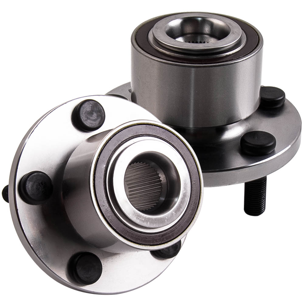 2pc Front Wheel Bearing Hub Assembly For Land Rover Freelander 2 FA LR003157 233hp  LR-0031572pc Front Wheel Bearing Hub Assembly For Land Rover Freelander 2 FA LR003157 233hp  LR-003157
