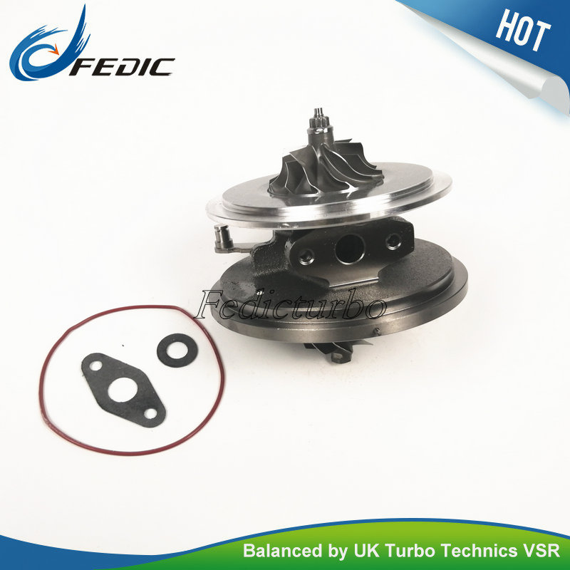 Turbine GTB1752VK 753546 Turbo charger cartridge chra for Land Rover Freelander II 2 2 TD4 160HP