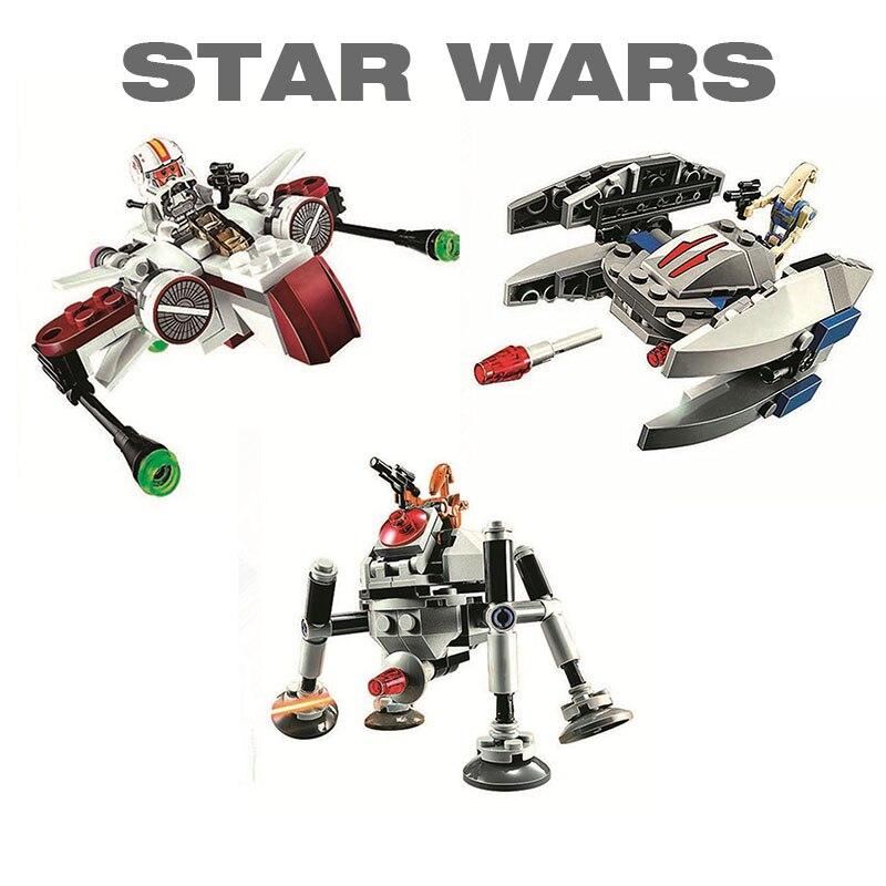 Lepin Pogo Bela Space Wars Space Wars Building Blocks Bricks Toys Action Figures Compatible With Legoe Toys