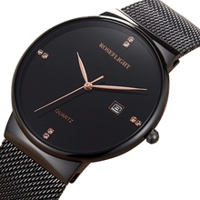 Ultra thin Ladies Watch Brand Luxury Women Watches