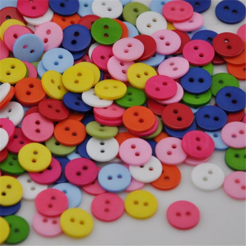 ⊰10/50/100 шт. 15 мм швейная кнопку DIY ремесла Пластик ...