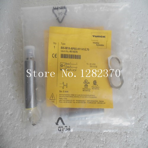 все цены на [SA] New original special sales TURCK sensor switch BI5-M18-AP6X-H1141 / L70 Spot --5PCS/LOT